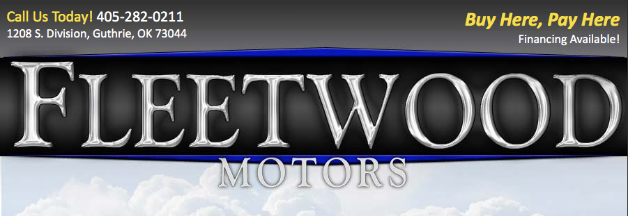 Fleetwood Guthrie | Guthrie Oklahoma Truck and Car Sales Logo